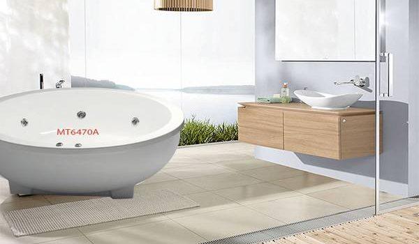 Đại lý bán bồn tắm Massage Caesar MT0650 – MT0370 -MT211 – MT3180 giá rẻ